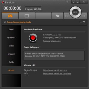 Bandicam Torrent Cracked 2017 Final Latest Version