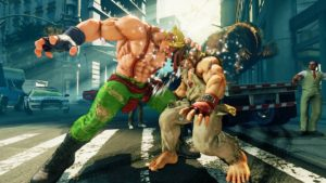 Street Fighter 5 Torrent PC + Crack