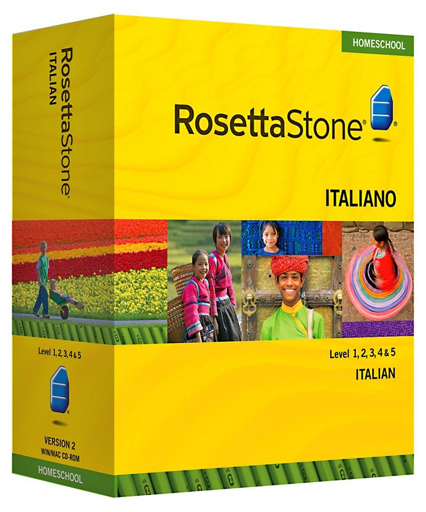 Rosetta Stone Torrent + Crack {All Language}