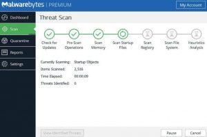 Malwarebytes 3.3.1 Key Cracked Full Version
