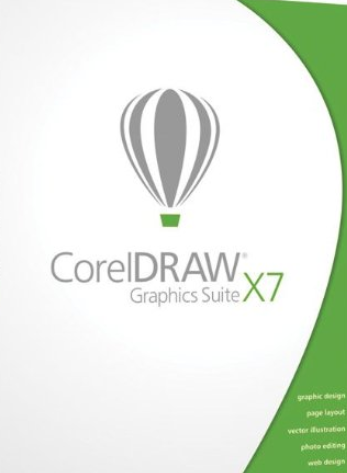 Corel Draw X7 Crack Keygen For Windows 7, 8, 8.1 (32-64bit)