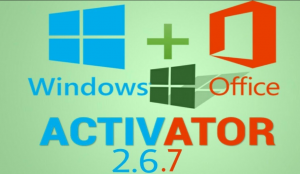 Microsoft Toolkit 2.6.7 Windows and Office Activator {2019}